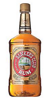 Banker's Club Rum Gold 1.75l